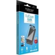 Folie protectie sticla securizata MyScreen FullGlass Samsung A8 2018 (A530) Negru