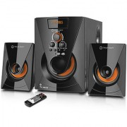 Truvison TV-200 3000W 2.1 Channel Home Theatre System with Bluetooth USB SD MMC