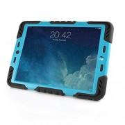 iPadspullekes.nl Spider Case voor iPad Mini 5 zwart/blauw