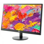 """AOC MVA monitor 23,6"""" - M2470SWH 1920x1080, 16:9, 250 cd/m2, 4ms, VGA, HDMI hangszóró"""