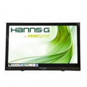 """Монитор Hannspree HT 161 HNB Touch, 15.6"""" (39.62 cm) TFT-LED панел, WXGA, 12ms, 40 000 000:1, 220cd/m2, HDMI, VGA, USB"""