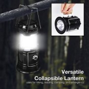 Hot Solar LED lights outdoor camping hiking camping lantern tent lamp rechargeable 8W-10W Torch Light