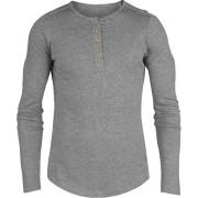 FjallRaven Base Sweater No. 3 - Grey - Sweaters en laine S