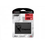 "KINGSTON SSDNow 120GB, 2.5"", SATA III, A400 Serija - SA400S37/120G 2.5, SATA III, 120GB, do 500 MB/s"
