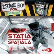 Extindere joc Copii Noris Escape Room Statia Spatiala