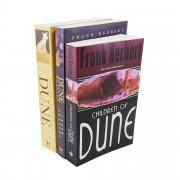 Hodder Dune Saga 3 Books Set - Adult - Paperback By Frank Herberts