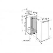 GARANTIE 4 ANI Congelator incorporabil Liebherr, Premium, clasa A++, NoFrost, SoftSystem, SIGN 3556