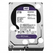 Hard Disk Western Digital Intellpower WD Purple WD20PURZ, 2TB, 64MB, 5400RPM