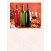 Vinetiketter, Vinflaskor, nr 1 24 st.,