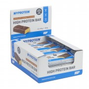 High Protein Bar - 12 x 80g - Box - Chocolate Coconut
