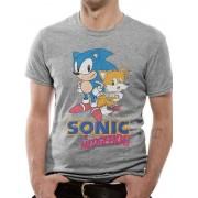 CID Sonic the Hedgehog - Sonic & Tails T-Shirt