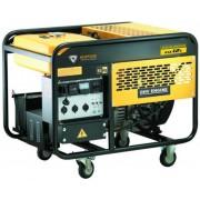 Generator de curent KIPOR KGE 12 E, 9.5 kVa, benzina