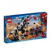 Конструктор Лего Супер Хироус - Засада на веномозавър - LEGO Marvel Super Heroes, 76151