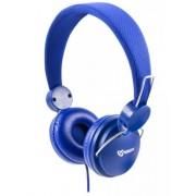 Cuffia multimediale HS-736 blu