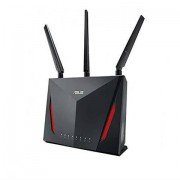 Asus RT-AC86U router wireless Dual-band (2.4 GHz/5 GHz) Gigabit Ethernet Nero