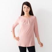 Nina Leonard バックプリーツプルオーバー【QVC】40代・50代レディースファッション