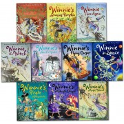 Winnie the Witch 10 Book Collection