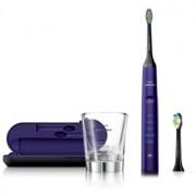 Philips Sonicare DiamondClean HX9372/04 escova de dentes elétrica sónica com um copo de carregamento