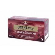 Twinings Lapsang souchong envelop zwart 25st