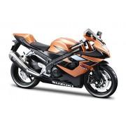 Maisto Suzuki Gsx-R1000 Toy Motorcycle