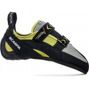 Scarpa M's Vapor V Climbing Shoes lime fluo 2018 EU 38,5 Klätterskor
