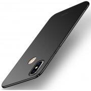 MOFI voor Xiaomi Redmi Note 5 Pro PC ultra dunne rand verpakt volledig terug beschermhoes Case(Black)