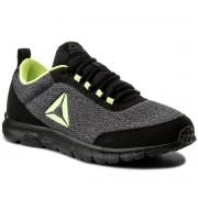 Обувки Reebok - Speedlux 3.0 CN1811 Black/Gry/Elec Flsh/Pwtr