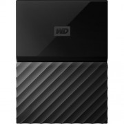 Disco 2.5 Ext USB 3.0 4TB WD My Passport Black LUMEN