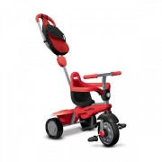 SMART TRIKE Tricikl guralica BREEZE - Red (6090500)