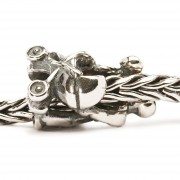Trollbeads TAGBE-20034 Kraal Gezin zilver