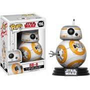 STAR WARS Figura Vinilo FUNKO POP! Star Wars Episode 8: BB: 8