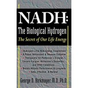 NADH: The Biological Hydrogen: The Secret of Our Life Energy, Paperback/George D. Birkmayer