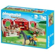 Playmobil Country 5983 Chevaux Décrochage