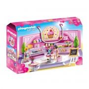 Playmobil Café Cupcake 9080Multicolor- TAMANHO ÚNICO