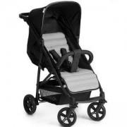Детска лятна количка - Rapid 4 Caviar Silver, Hauck, 4148372