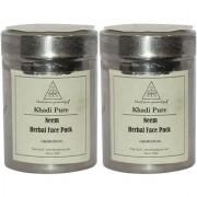 Khadi Pure Herbal Neem Face Pack - 50g (Set of 2)