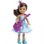 Barbie Rock N Royals Purple Pop Star, Multi Color