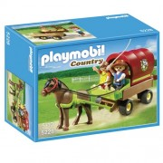 Playmobil Children's Pony Wagon, Multi Color