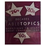 TABLETOPICS - Decades '60s, '70s & '80s by TableTopics