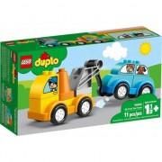 LEGO® DUPLO® - Primul meu camion de remorcare 10883