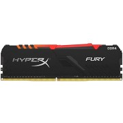 HyperX 16GB DDR4 2666MHz CL16 RGB FURY Series