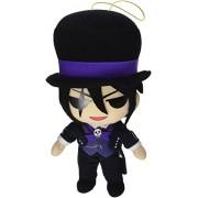 GE Animation GE-52769 Butler Book of Circus 9 Sebastian with Top Hat Stuffed Plush Black