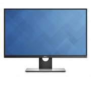 "DELL UltraSharp UP2716D 27"" Quad HD IPS Matt Black, Silver Flat computer monitor LED display"