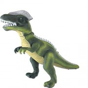 JROB Dinosaur Toys Walking with Flashing and Sounds for Kids Walks, Roars, Lights up Trex Animal Christmas Toy Gift
