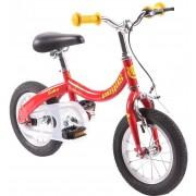 Bicicleta Pegas 2 in 1 Soim - Rosu