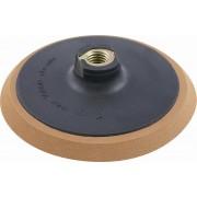 Dysk szlifierski gumowy 125mm pogrubiany