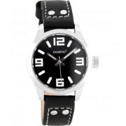 OOZOO JR Horloge Zwart JR159