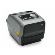 Zebra ZD620, Impresora de Etiquetas, Transferencia Térmica, 203 x 203 DPI, USB/Bluetooth LE/Serial/Ethernet, Negro