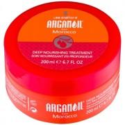 Lee Stafford Argan Oil from Morocco Maske mit ernährender Wirkung für glatte Haare 200 ml