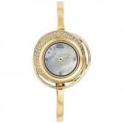 Titan Quartz Multi Round Women Watch 95003YM01